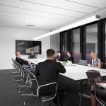 Wizualizacja przestrzeni biurowej .KTW, fot. TDJ Estate