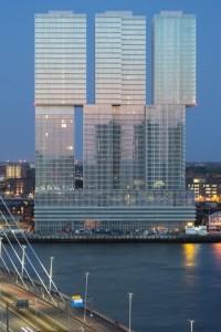 De Rotterdam, fot. De Rotterdam