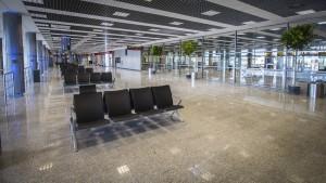 Terminal pasażerski A po remoncie i przebudowie, fot. Piotr Adamczyk