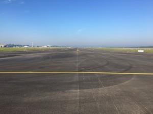Nowa droga kołowania w Katowice Airport, fot. Skanska