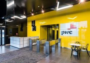 Lobby w budynku A Silesia Business Park, fot. Skanska Property Poland