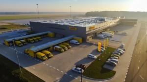 Infrastruktura cargo i obsługa ruchu towarowego w Katowice Airport, fot. Katowice Airport